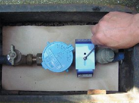 磁気活水器マグミニ取り付け2